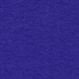 DISCONTINUED  Kunin Ecofi Rainbow Felt. Royal Blue. SAVE 30p
